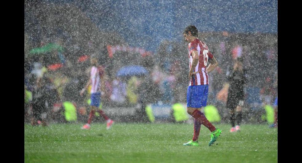 Atlético: la tristeza y frustración del equipo de Simeone - 6