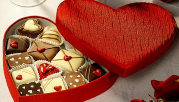 Los chocolates serán más baratos en este San Valentín