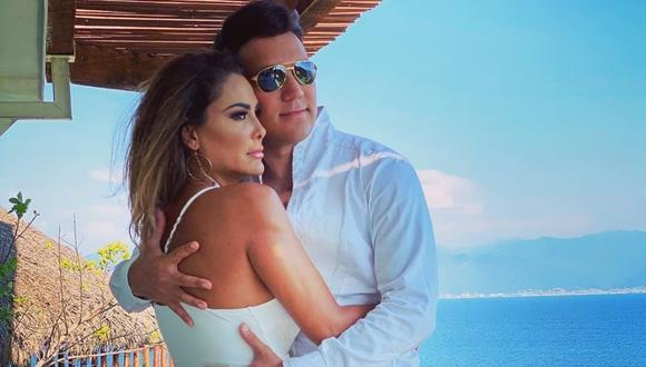 Ninel Conde y Larry Ramos se casarán este miércoles 28 de octubre, según la prensa mexicana. (Foto: @ninelconde)