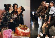 Samahara Lobatón: Sus hermanas Gianella y Melissa comparten emotivo mensaje por su embarazo