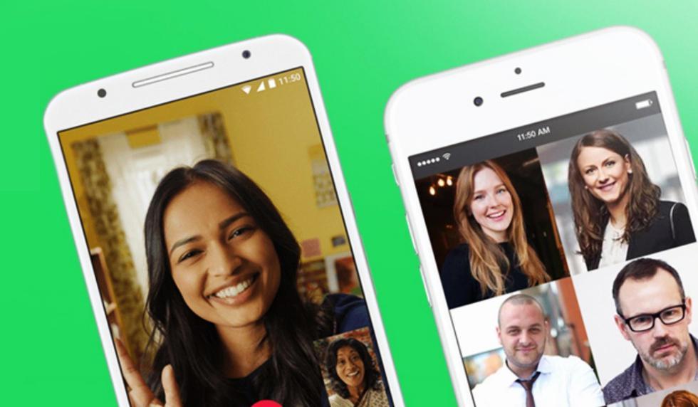 ¿Quieres hacer una videollamada sin tener que añadir a un contacto a tu celular? Usa este truco de WhatsApp. (Foto: WhatsApp)