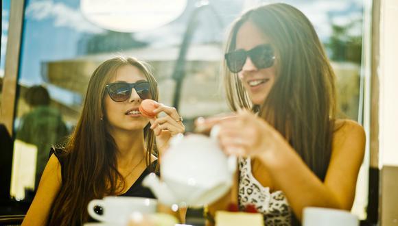 Siete ocasiones en las que borraste los límites con tu amiga