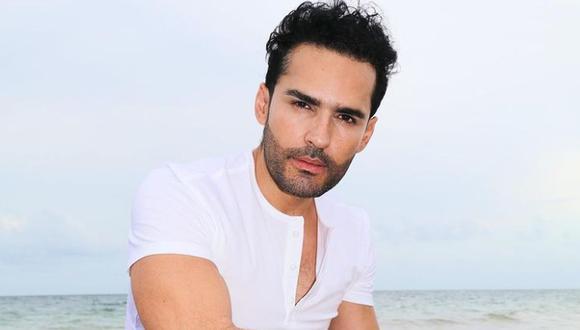 Fabian nació el 5 de julio de 1980 en la ciudad de Santander, en Colombia (Foto: Fabián Ríos / Instagram)