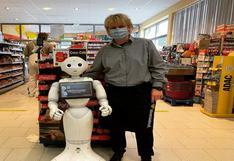 Los negocios que han contratado robots para evitar el contagio de coronavirus