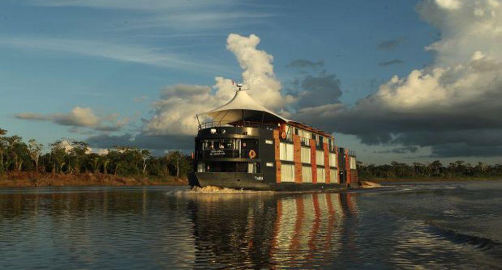 Un turista puede gastar US$4.000 por crucero de lujo en Loreto
