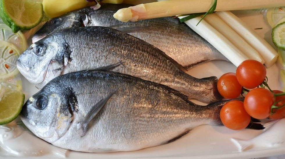 La cabeza, columna y vísceras del pescado contienen los nutrientes.  (Foto: Pixabay)