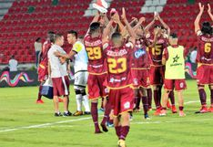 Tolima venció 3-0 a Once Caldas y se mantuvo como el líder de la Liga Águila | VIDEO