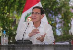 Martín Vizcarra niega injerencia política en ascensos de Cancillería y Fuerzas Armadas