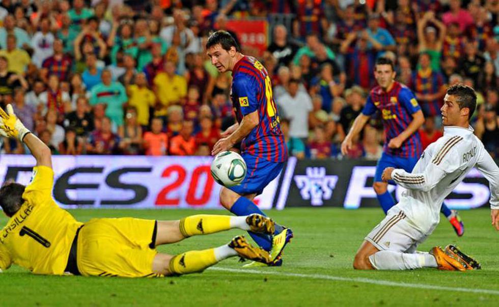 Lionel Messi y sus 5 mejores goles al Real Madrid en imágenes - 4