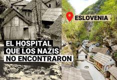 """FRANJA: El hospital """"invisible"""" que los nazis no pudieron encontrar"""
