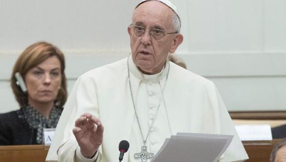 """Papa: Las drogas son """"un veneno que corroe, corrompe y mata"""""""