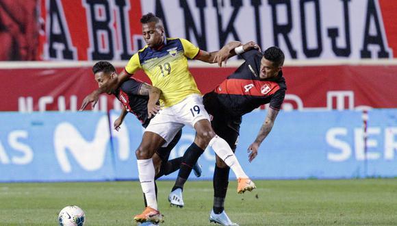 Perú no gana desde la semifinal de la Copa América 2019. | AFP