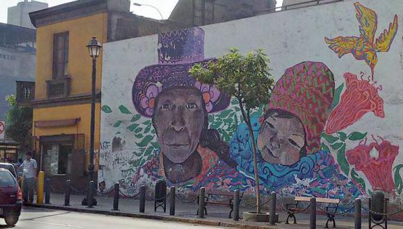Murales de Lima: Cultura se pronunció tras palabras de ministra