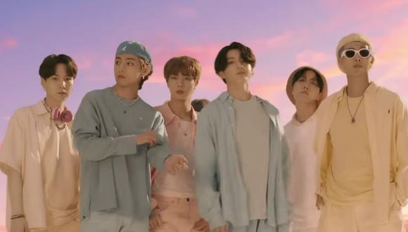 """BTS presentará su nuevo sencillo """"Butter"""" en los Billboard Music Awards 2021. (Foto: BTS   YouTube)."""