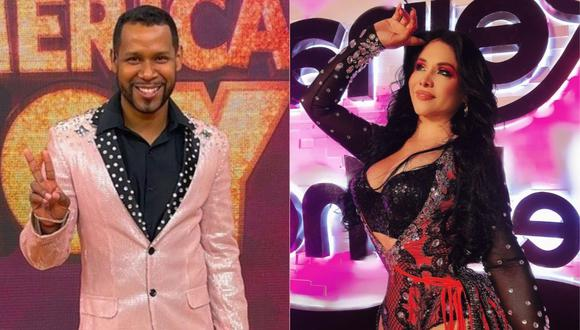 Edson Dávila se disculpó con Yolanda Medina por bromear con su edad. (Foto: Instagram)