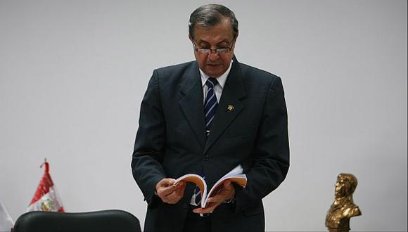Fuerza Popular denuncia a Daniel Mora ante la Comisión de Ética