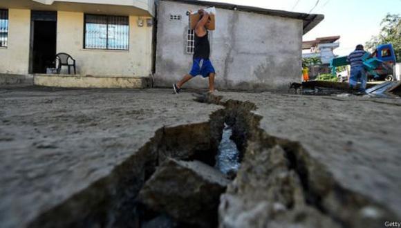 Ecuador: Cerca de 1.200 réplicas desde el terremoto de abril