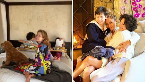 Los hijos de Jennifer Lopez y Marc Anthony, Emmy y Max, cumplen 13 años este 22 de febrero. (Foto: Instagram / @jlo).