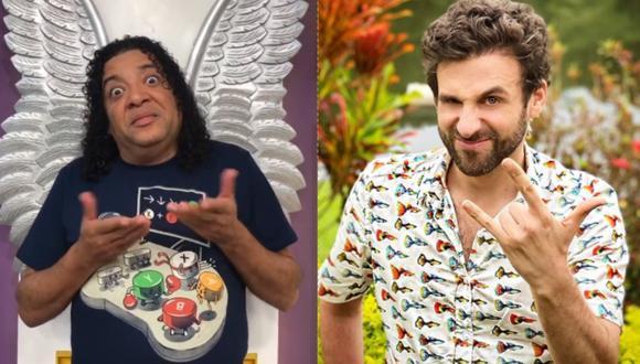 """Carlos Vílchez a Rodrigo González: """"Ya supera a Latina"""" (Foto: Instagram)"""