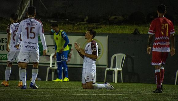 Saprissa igualó en su visita a Santos Guápiles y puede quedar a cinco de distancia de Alajuelense | Foto: Saprissa