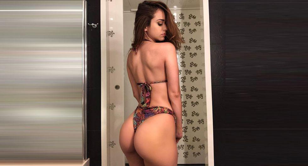 Yanet García causa revuelo entre sus seguidores de Instagram con sensual foto en bikini. (Foto: iamyanetgarcia)