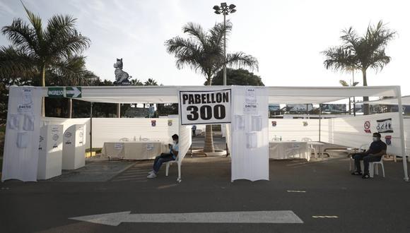 El JNE dispuso que no están obligadas a votar las personas en riesgo de sufrir síntomas de coronavirus | Foto: El Comercio / Referencial