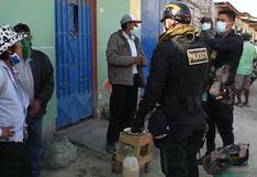 Piura: detuvieron a siete personas que bebían licor en local sin licencia de funcionamiento
