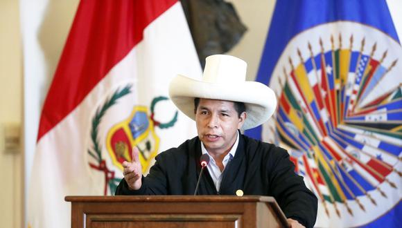 Castillo Terrones reiteró que su Gobierno creará el Ministerio de Ciencia, Tecnología y la Investigación. (Foto: flickr Presidencia)