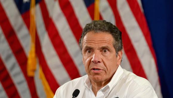 """""""Si eso ocurrió, fue un flagrante desprecio de la ley, es ilegal y fue una falta de respeto a la gente de Nueva York"""", aseguró Cuomo en una conferencia de prensa. (Foto: Angela Weiss / AFP)"""