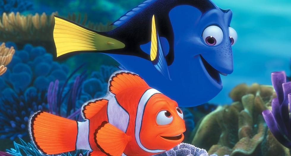 7. Buscando a Nemo: un valiente pez payaso emprende la aventura de su vida luego de que su pequeño Nemo se pierde en el mar. En el camino, encontrará increíbles compañeros como Dory, una pecesita con memoria a corto plazo. (Foto: Difusión)
