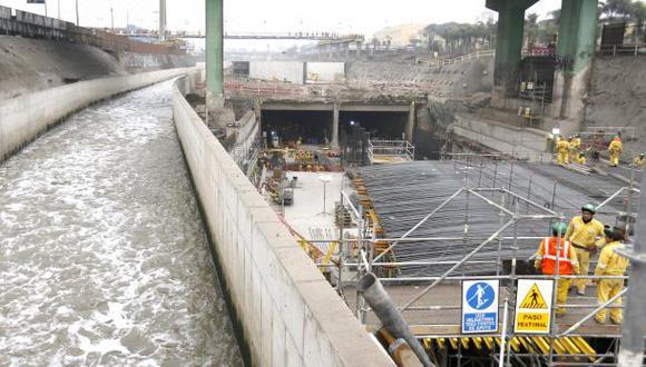 El megaproyecto Línea Amarilla fue concesionado en el 2009 por la segunda gestión de Luis Castañeda Lossio. En el 2011, la entonces alcaldesa Susana Villarán cambió de nombre el proyecto a Vía Parque Rímac