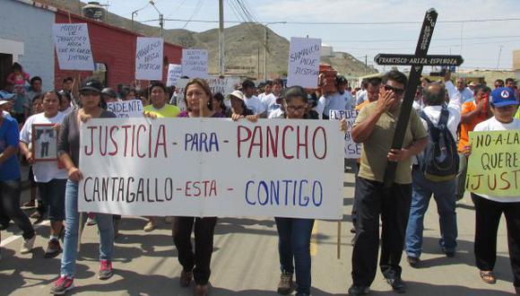 Policía investiga tres móviles en crimen de alcalde de Samanco