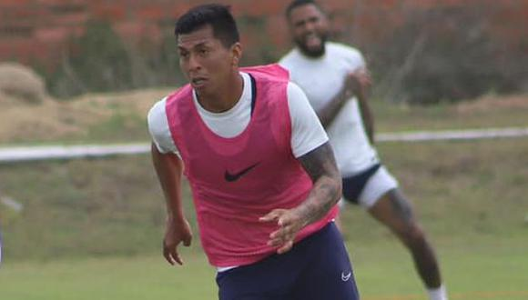 "Rinaldo Cruzado: ""Me pongo a disposición para volver con un Alianza más fuerte"". (Foto: Alianza Lima)"