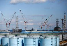 Japón decidirá próximamente tirar al mar el agua radioactiva de la planta nuclear de Fukushima