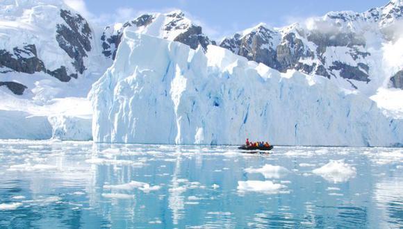 Antártida desaparecería si se queman todos los recursos fósiles