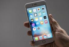 El iPhone 6s de 2015 se podrá actualizar a iOS 15