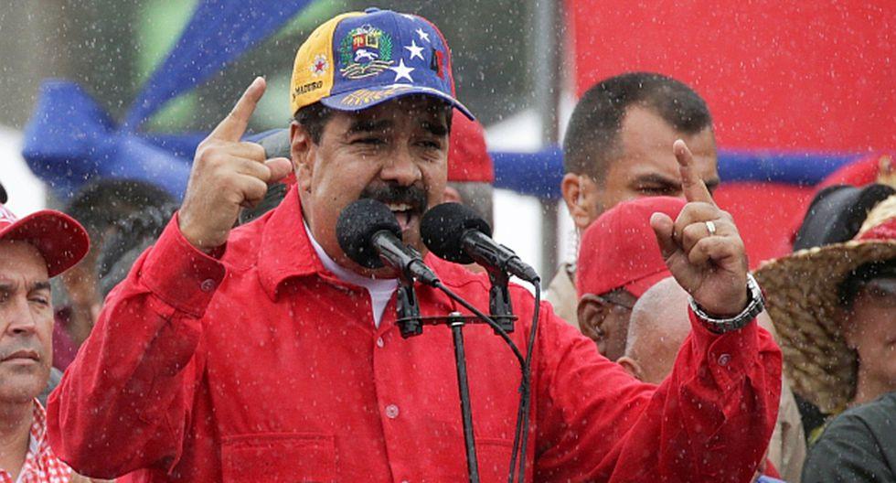 """Maduro: La OEA terminará """"hundiéndose en el olvido"""""""