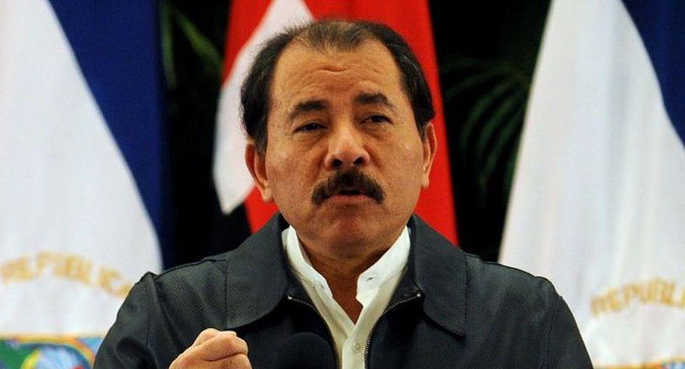 Daniel Ortega criticó que Estados Unidos es uno de los promotores de la creación de ese grupo y no ha ratificado tratados internacionales en materia de Derechos Humanos. | Foto: AFP / Archivo
