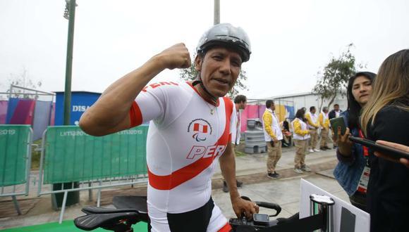 Rimas Hilario ganó la segunda medalla de oro para Perú. (Foto: Jesús Saucedo - GEC)