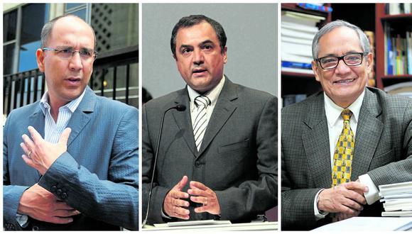 Tres economistas debaten sobre la política fiscal del país