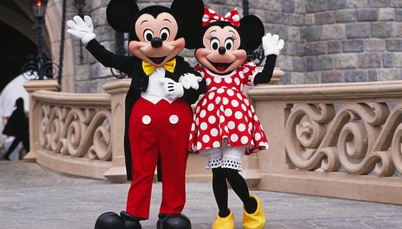 El interés de los adultos en estos productos responde al trabajo de Disney en transformar al dibujo animado en un símbolo de la empresa. (Getty)