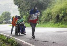 Historias de venezolanos que huyen del país caminando en plena pandemia de coronavirus | FOTOS Y VIDEO
