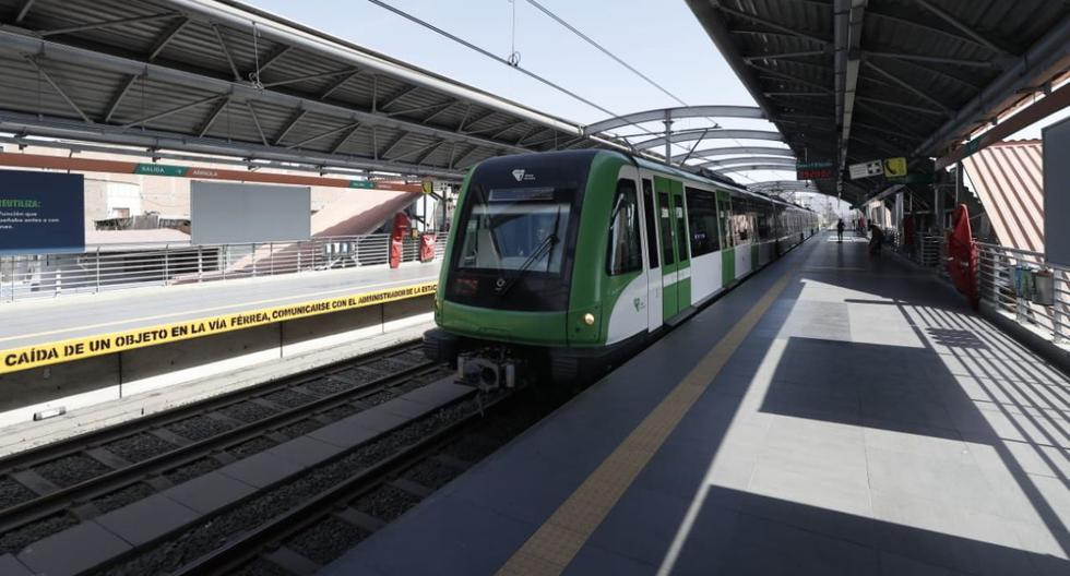 El presidente anunció el método de ejecución para la Línea 3 y 4 del Metro de Lima. (Foto: GEC)
