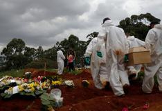 Brasil supera los 13,5 millones de casos de coronavirus y roza las 355.000 muertes