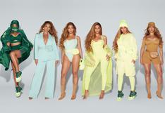 Beyoncé lanza nueva colección de ropa con tallas inclusivas de la mano de Adidas