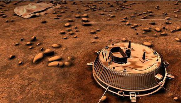 """Saturno: La misteriosa """"isla mágica"""" que aparece y desaparece"""