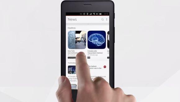 MWC 2015: presentan teléfonos inteligentes con Ubuntu