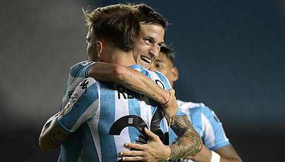 Racing Club llegó a dicho acuerdo con los jugadores y miembros del cuerpo técnico. (Foto: AFP)