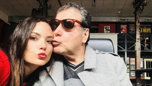 """Connie Chaparro habló sobre la muerte de su padre Eduardo """"Mono"""" Chaparro, el fundador de """"Sargento Pimienta"""". (Foto: Instagram / @conniechaparro / @sargentopimienta)."""