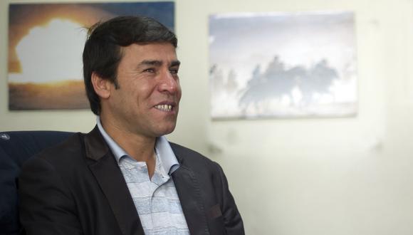 """""""Cuando se pierde la esperanza en Afganistán"""", el testimonio de Shah Marai. (AFP)."""